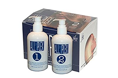 ALL hd PLEX bond treatment Kit for Bleaching, Coloring, Perm and Relaxer application protection for All Hair Types, up to 80 Application Large Kit