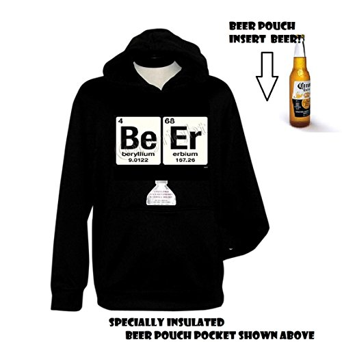 Sweatshirt Periodic Science College Drinking product image