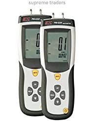 HTC Instrument PM 6205 Digital Manometer 5 PSI With USB Computer Interface By Supreme Traders Supertronics1989