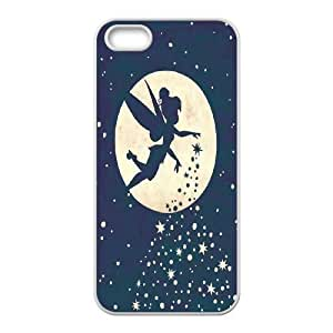LIUMINGGUANG Phone case Style-18 -Tinker Bell Princess Series Protective Case For Apple Iphone 5 5S Cases