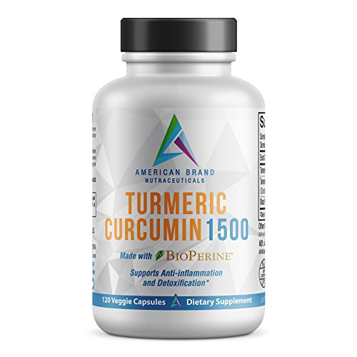Cheap Turmeric Curcumin 1500 with 95% Extract and BioPerine® (black pepper) for optimized absorption. Natural Veggie caps provide 60 high-dose servings. Give up NSAIDS and choose a healthy alternative