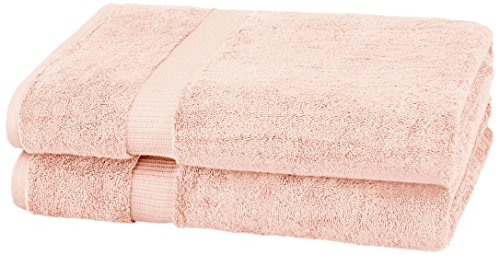 Pinzon Organic Cotton Bath Sheet (2 Pack),