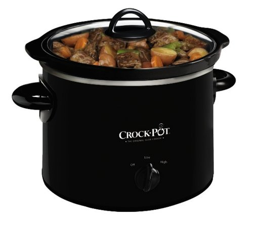 crock pot 2 1 2 quart - 1