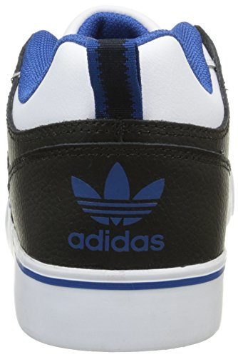 adidas Varial II Low, Men's Trainers Blanc (Ftwr White/Eqt Blue S16/Core Black)