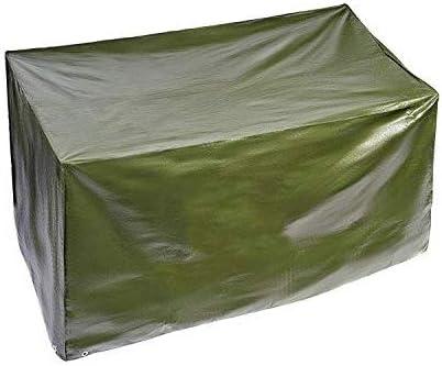 BRAMBLE! Copertura per Mobili da Giardino Rettangolare, 190x96x H65cm| Impermeabile, Anti-UV, Leggero e Resistente| Copri per Esterni Tavolo Sedie Set Arredo Giardino.