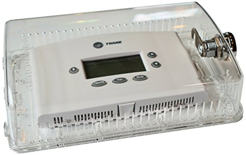 Thermostat Guard - StatGuardPlus Thermostat Guard with Changeable Code Combination Lock