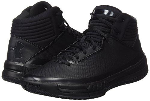 002 noir Pour Ua Baskets Blanc Noir Under Hommes Armour 2 1303265 Lockdown Xvq8FgFnxZ