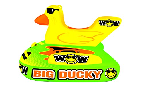 WOW Sports Big Ducky 1 to 3 Person Tube