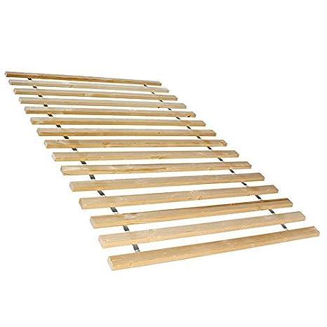 Amazonde Dannenfelser Möbel Rollrost Lattenrost Massivholz