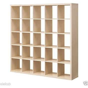 ikea kallax multi purpose shelving unit bookcase display case white modern. Black Bedroom Furniture Sets. Home Design Ideas