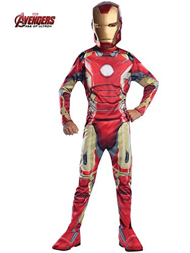 Rubie's Costume Avengers 2 Age Of Ultron Child's Iron Man Mark 43 Costume