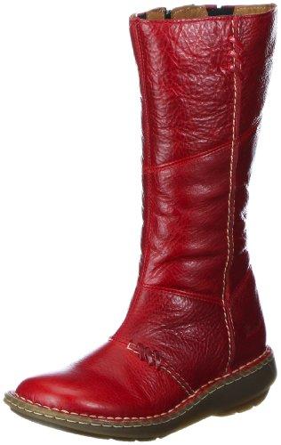 Fashion Calf Boot Wedge Zip 10491604 Damen DrMartens Stiefel mN0v8nw