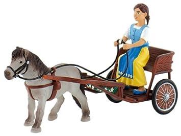 Bullyland 62700 Falabella con carruaje y kutscherin Sophie: Amazon.es: Juguetes y juegos