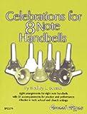 Rhythm Band Instruments SP2379 Celebrations for 8 Note Handbells