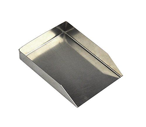 (Gold Diamond Bead Gem Shovel Scoop No. 1 Prospecting Gold Silver 1-3/4