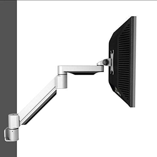 モニターアーム 液晶モニターは、ホバリングウォールマウントベース360リフティングウォールマウントユニバーサルロータリースタンド°回転し、180度回転アーム 多用途で多用途