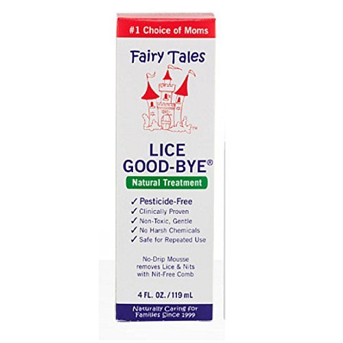 Fairy Tales Lice Good-ByeTM 4oz by Fairy Tales