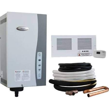 Aprilaire Humidifier Accessories - Aprilaire 865 Ductless Automatic Steam Humidification Package, White