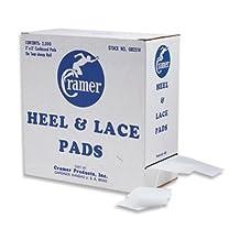 Cramer 1078312 Box of Cramer Heel and Lace Pads Box