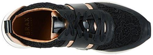 Brax Brest Running - Zapatillas Mujer Schwarz (nero combi)