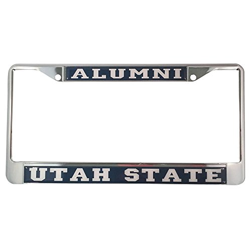 Utah State University Alumni License Plate Frame (Utah State License Plate)