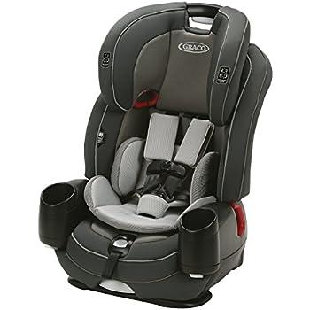 Graco Nautilus SnugLock LX 3-in-1 Harness Booster Car Seat, Cutler