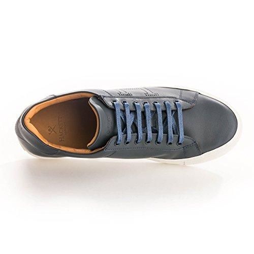 Hombre Para Navy Zapatos Blucher Hackett Derby De Basic London Cordones Rq1xzx8Un