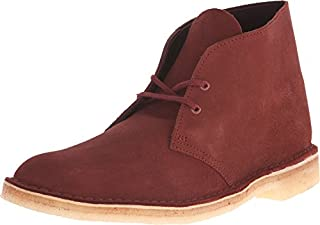 Clarks Men's Desert Boot,Terracotta Suede,US 6 M (B012YZOAPE) | Amazon price tracker / tracking, Amazon price history charts, Amazon price watches, Amazon price drop alerts