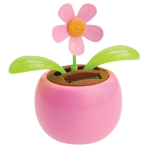 Solar Dancing Flower by U.S. Toy