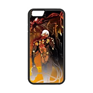 Protection Cover Hlhtd iPhone 6s 4.7 Inch Cell Phone Case Black zone of the enders game Protection Cover