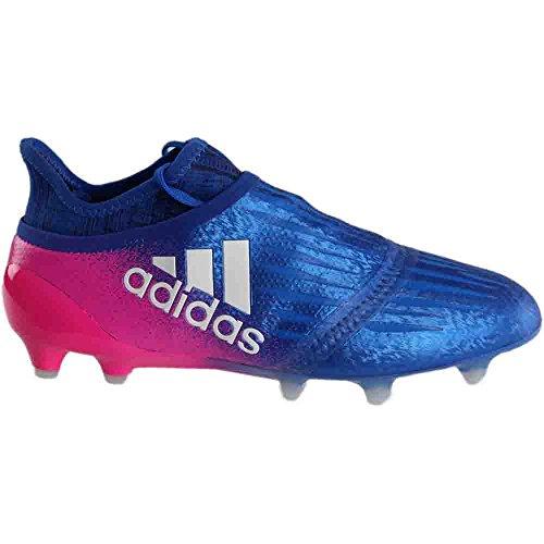 adidas X 16+ Purechaos FG Fußballschuh (Blau / Lauf Weiß Ftw)