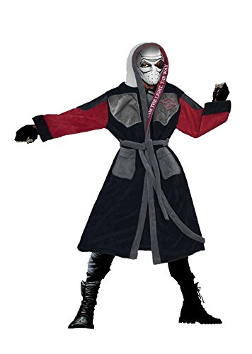 Suicide Squad Official Deadshot Bathrobe - One Size