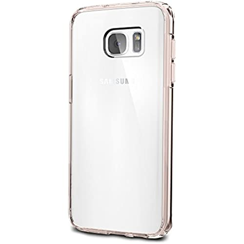 Spigen Ultra Hybrid Galaxy S7 Edge Case with Air Cushion Technology and Hybrid Drop Protection for Samsung Galaxy Sales