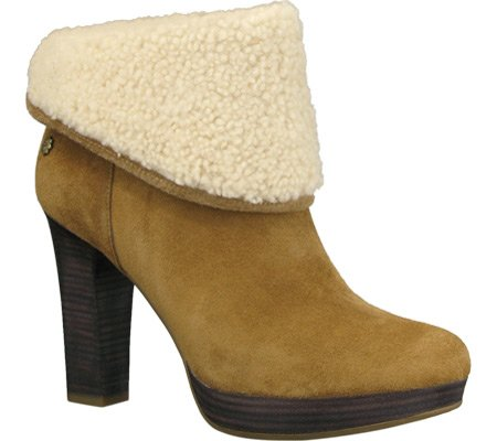 UGG Australia UGG W Dandylon, WoMen Unlined Classics Boots and Bootees Brown - Brown (Chestnut)