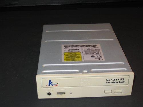 """KHypermedia CD-RW drive - internal - 52x24x52x - 5.25"""" - IDE"""