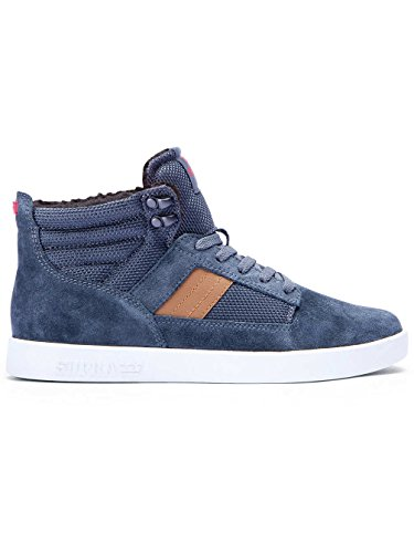 Supra superconductores shoe Bandit Forest Verde/marrón/rojo - Blanco multicolour
