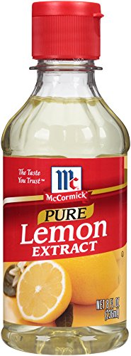 McCormick Pure Lemon Extract, 8 oz. (Lemon Pure Extract compare prices)