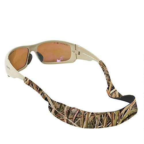 Chums Classic Neoprene Sunglasses Retainer Mossy Oak Forest, One Size