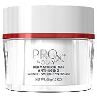 Crema antiarrugas de Olay Professional ProX Crema suavizante de arrugas Antienvejecimiento El empaque de 1.7 oz puede variar