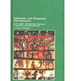 Amharic and Ethiopic Onomastics 9780773463080