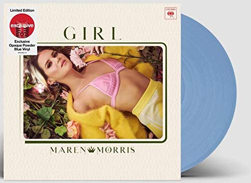 Girl (Exclusive Limited Edition Opaque Powder Blue Vinyl)