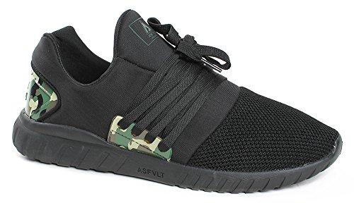 Asfvlt Zapatillas Para Hombre