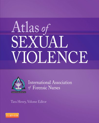 Atlas of Sexual Violence, 1e by Mosby