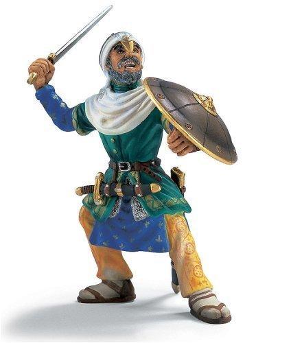 - Foot-Soldier With Scimitar, Arabian Knights, Schleich