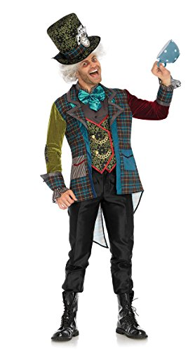 Leg Avenue Men's Costume, Multi,