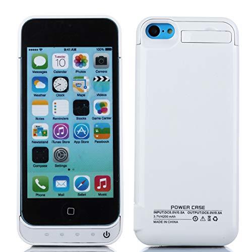 Mpaltor iPhone SE 5SE 5 5S 4200mAh Battery Charger Battery Case, Backcover Battery Charger Case Cover, Backcover Battery Charging Case Backcover Compatible iPhone SE 5SE 5 5S 4200mAh -  WP12-M4-940