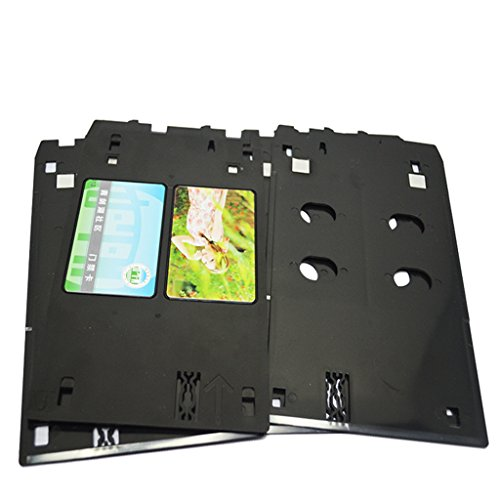 Plastic PVC Card Tray For Canon Printers---J Type--PIXMA MX922, MG7720,MG5400, MG5420, MG5422, MG5430, MG5450, MG5460, MG5470, MG5480, iP7200, MG7120, iP7230 by MoeMall