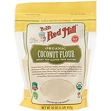 Bob's Red Mill, Organic Gluten Free Coconut Flour, 16 oz