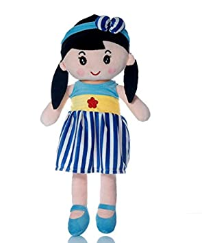 Babyjoys Premium Quality Stuffed Cuddly Soft Toy/Plush Doll for Girls of Age 1 Year and Above…