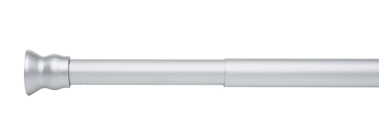 Ridder 553100-350 Bastone 110-245 cm, diametro 25 mm, eloxal